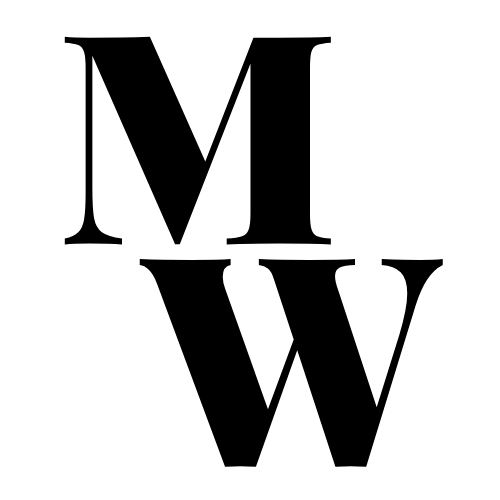 MercyWrites.in - Logo