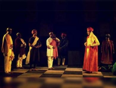 Tughlaq by Girish Karnad